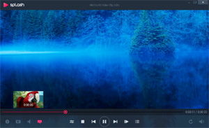 Capture d'ecran du logiciel Splash 2.7.0 fr