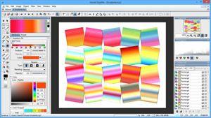 Capture d'écran du logiciel Hornil StylePix Portable 2.0.1...