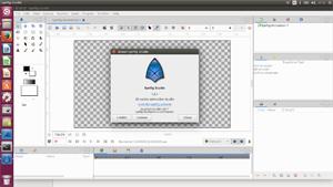 Capture d'ecran du logiciel Synfing Studio 1.2.2 fr - Linux