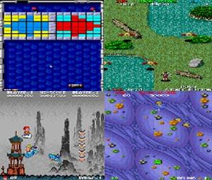 Capture d'écran du logiciel Taito Coin-op Pack