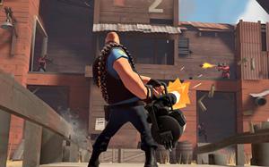 Capture d'écran du logiciel Team Fortress 2