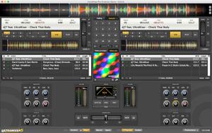 Capture d'écran du logiciel UltraMixer 5.1.7 - MacOS