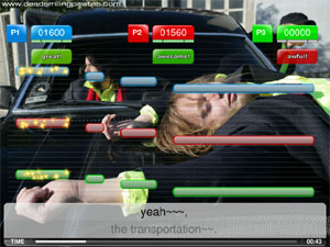 Capture d'écran du logiciel UltraStar Deluxe 1.1 fr - Windows