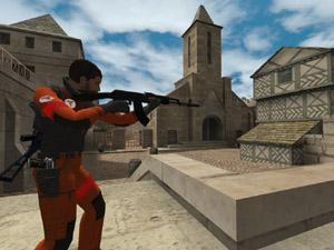 Capture d'écran du logiciel Urban Terror 4.2.023