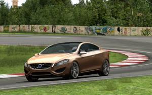 Capture d'écran du logiciel Volvo The Game 1.0