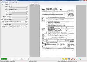 Capture d'ecran du logiciel VueScan 9.7.37 fr