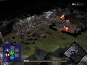 Capture d'ecran du logiciel Warzone 2100 Resurrection Portable 4.0.0 fr
