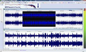 Capture d'écran du logiciel Wavosaur 1.2.0.0