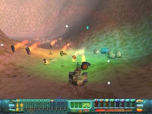 Capture d'écran du logiciel Wild Metal Volume 2
