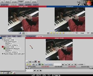 Capture d'écran du logiciel ZS4 Video Editor 0.958