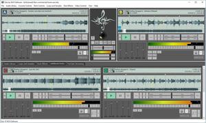 Capture d'ecran du logiciel Zulu DJ Software 5.04