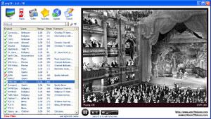 Capture d'écran du logiciel anyTV Free 5.15