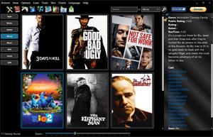 Capture d'écran du logiciel myCollections 4.9.0.0 fr