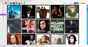 Capture d'écran du logiciel myCollections Portable 6.3.0.0 fr