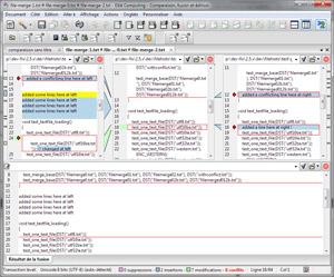 Capture d'écran du logiciel wxWidgets 3.1.0
